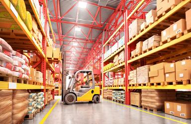 Intralogistics: A digital platform for all warehouse processes